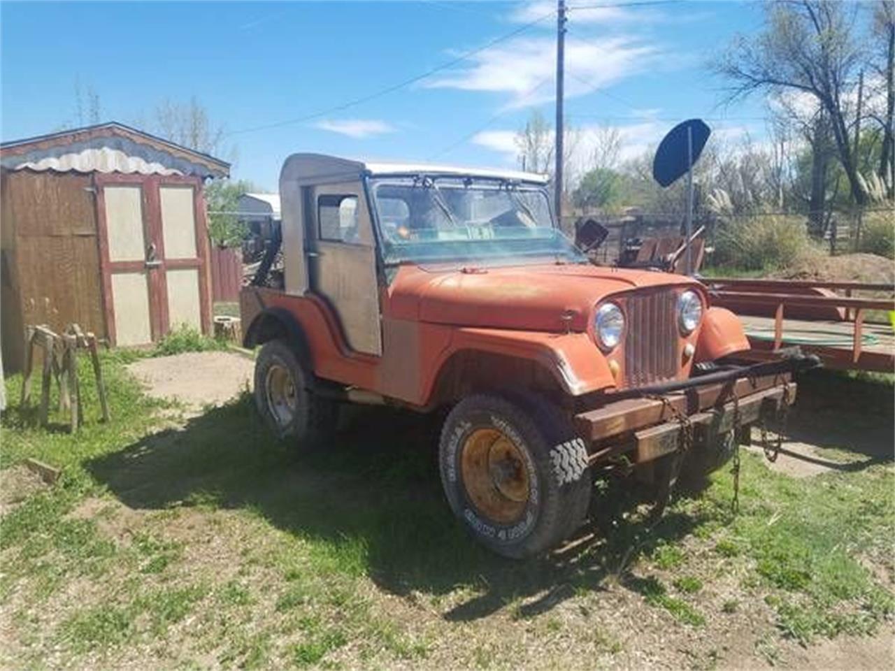 1967 Jeep CJ5 (CC-1121930) for sale in Cadillac, Michigan