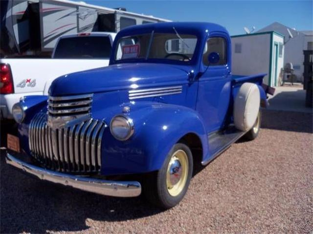 1946 Chevrolet Pickup (CC-1121935) for sale in Cadillac, Michigan