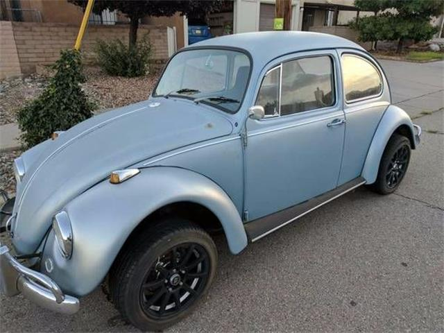 1967 Volkswagen Beetle (CC-1121943) for sale in Cadillac, Michigan