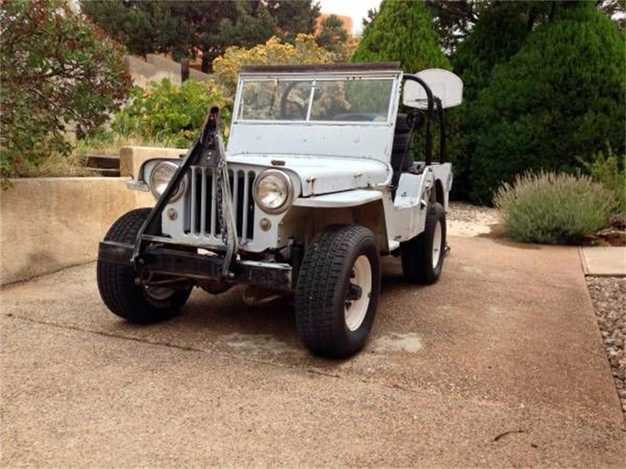 1947 Willys Jeep (CC-1121944) for sale in Cadillac, Michigan