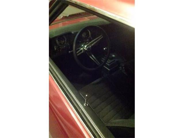 1969 Chevrolet Camaro (CC-1121962) for sale in Cadillac, Michigan