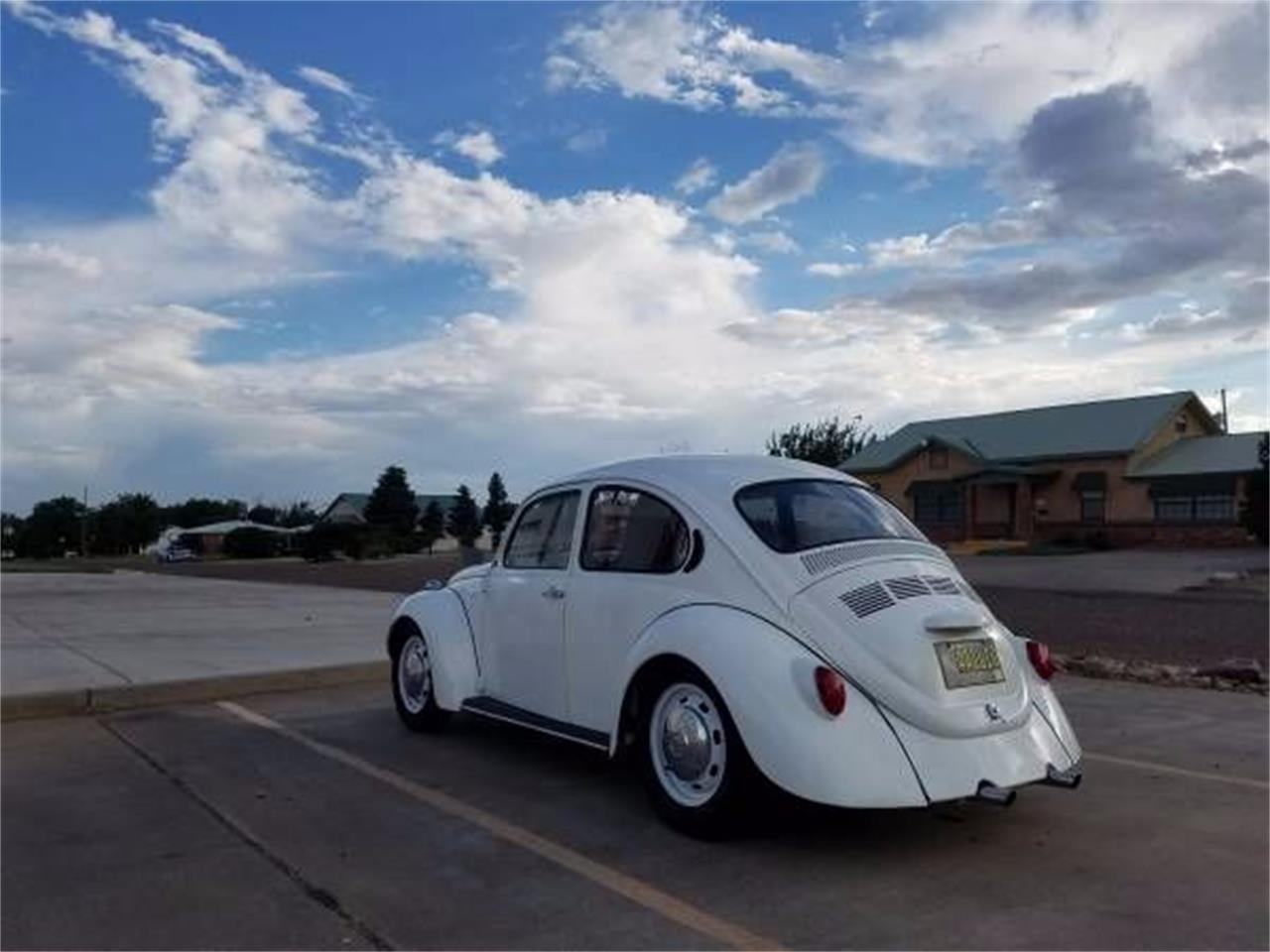 1971 Volkswagen Super Beetle (CC-1121963) for sale in Cadillac, Michigan