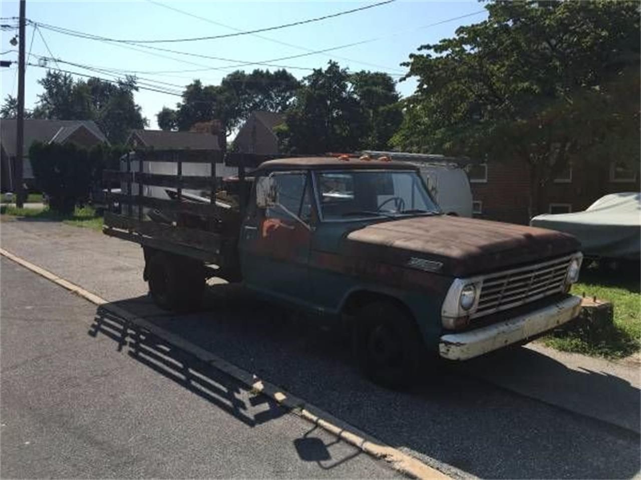 1967 Ford F350 (CC-1121964) for sale in Cadillac, Michigan