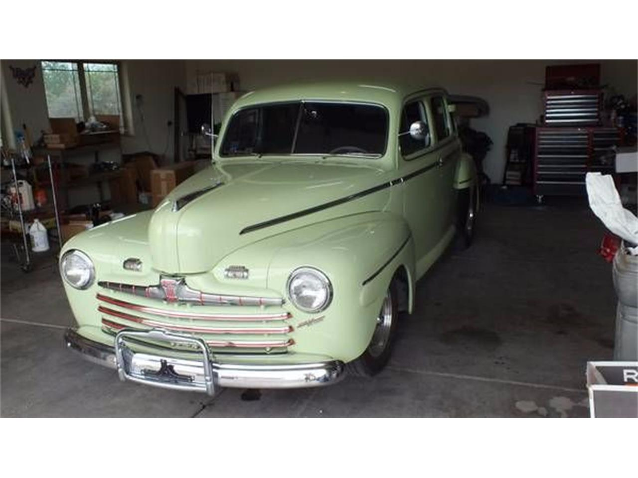 1946 Ford Super Deluxe (CC-1121970) for sale in Cadillac, Michigan