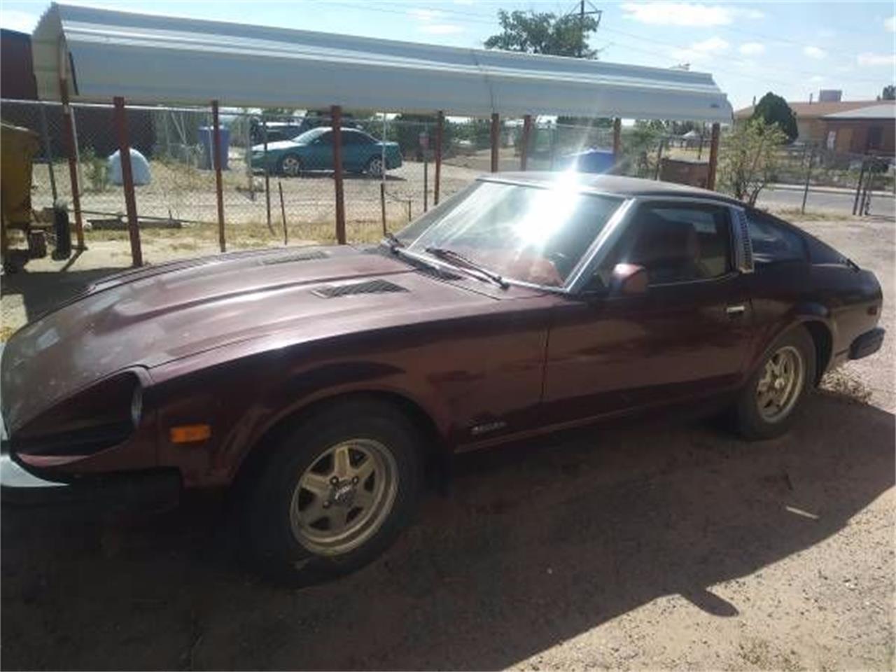 1979 Datsun 280ZX (CC-1121985) for sale in Cadillac, Michigan
