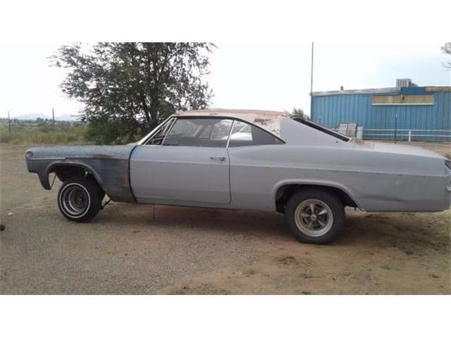 1966 Chevrolet Impala (CC-1121988) for sale in Cadillac, Michigan