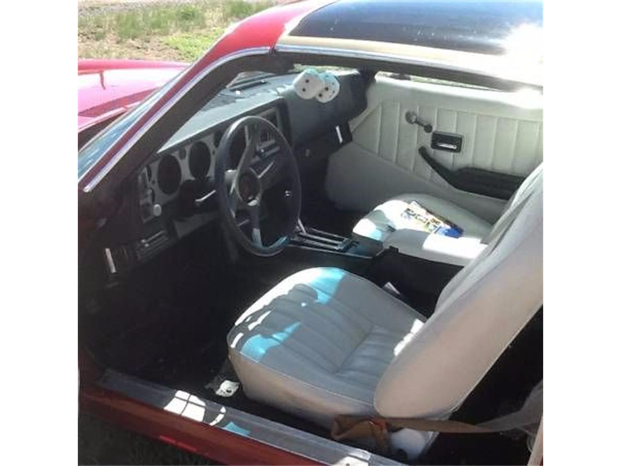 1979 Chevrolet Camaro (CC-1121993) for sale in Cadillac, Michigan
