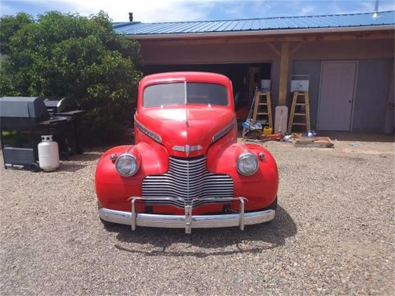 1940 Chevrolet Business Coupe (CC-1121995) for sale in Cadillac, Michigan