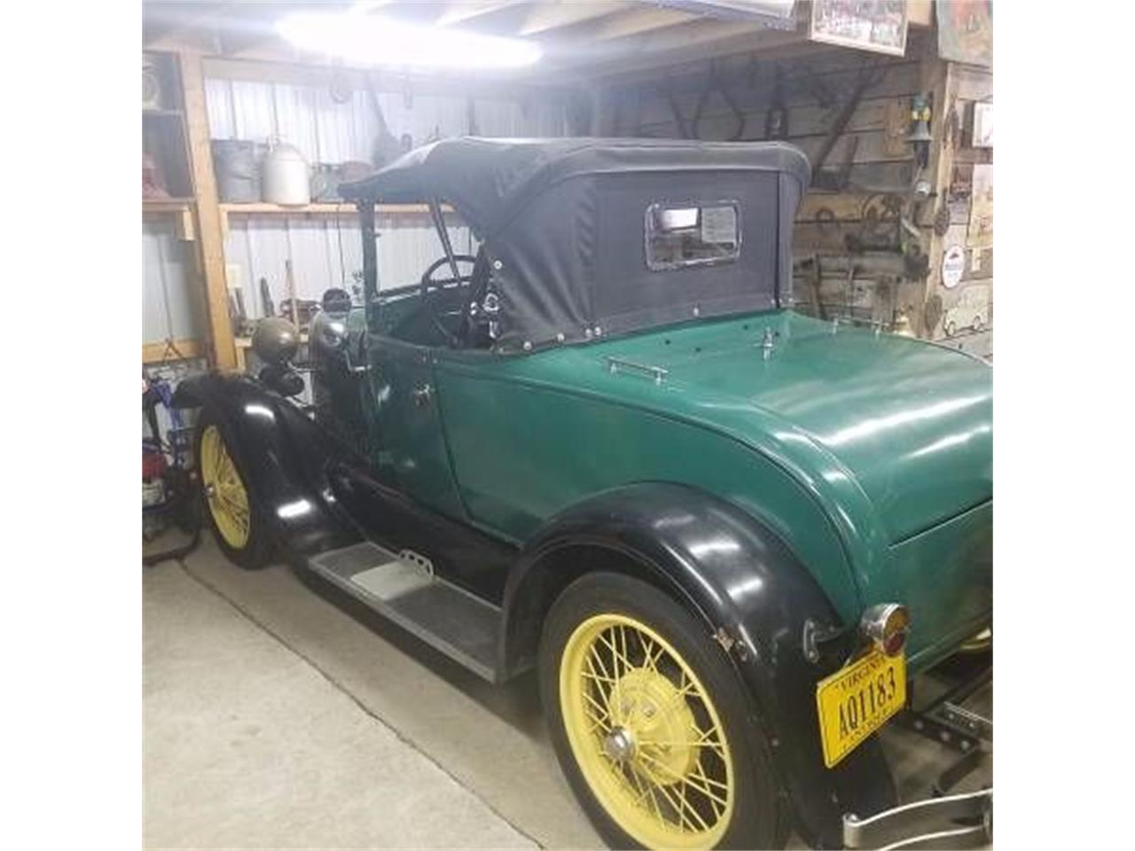 1929 Ford Model A (CC-1122043) for sale in Cadillac, Michigan