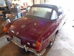 1974 MG MGB (CC-1122044) for sale in Cadillac, Michigan
