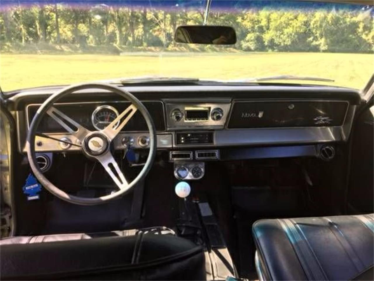 1966 Chevrolet Nova (CC-1122057) for sale in Cadillac, Michigan
