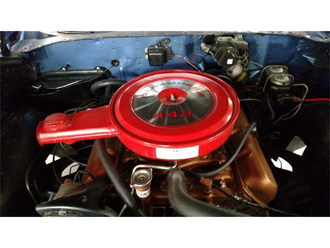 1968 Oldsmobile 442 (CC-1122058) for sale in Cadillac, Michigan