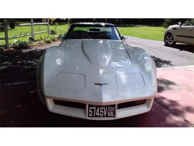 1980 Chevrolet Corvette (CC-1122063) for sale in Cadillac, Michigan