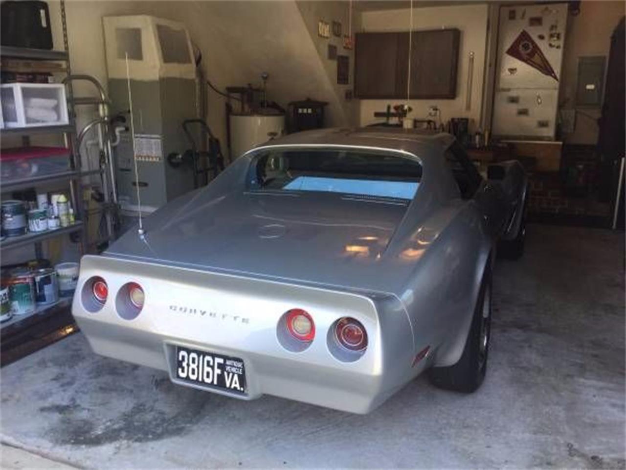 1974 Chevrolet Corvette (CC-1122064) for sale in Cadillac, Michigan
