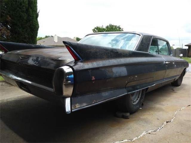1962 Cadillac Series 62 (CC-1120207) for sale in Cadillac, Michigan