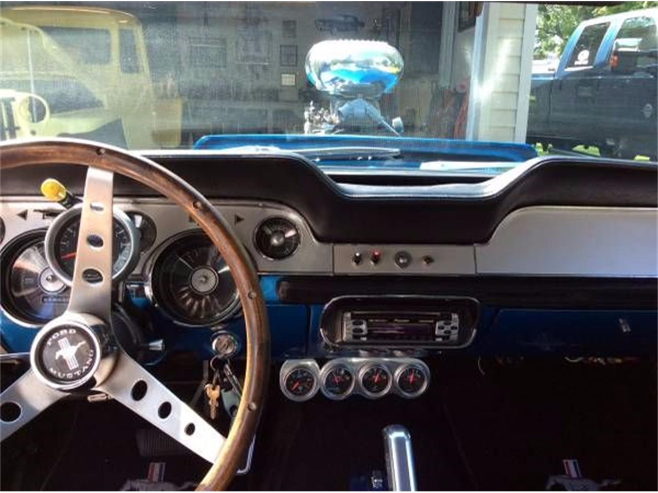 1967 Ford Mustang (CC-1122074) for sale in Cadillac, Michigan