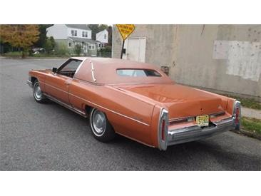 1974 Cadillac Coupe DeVille (CC-1122086) for sale in Cadillac, Michigan
