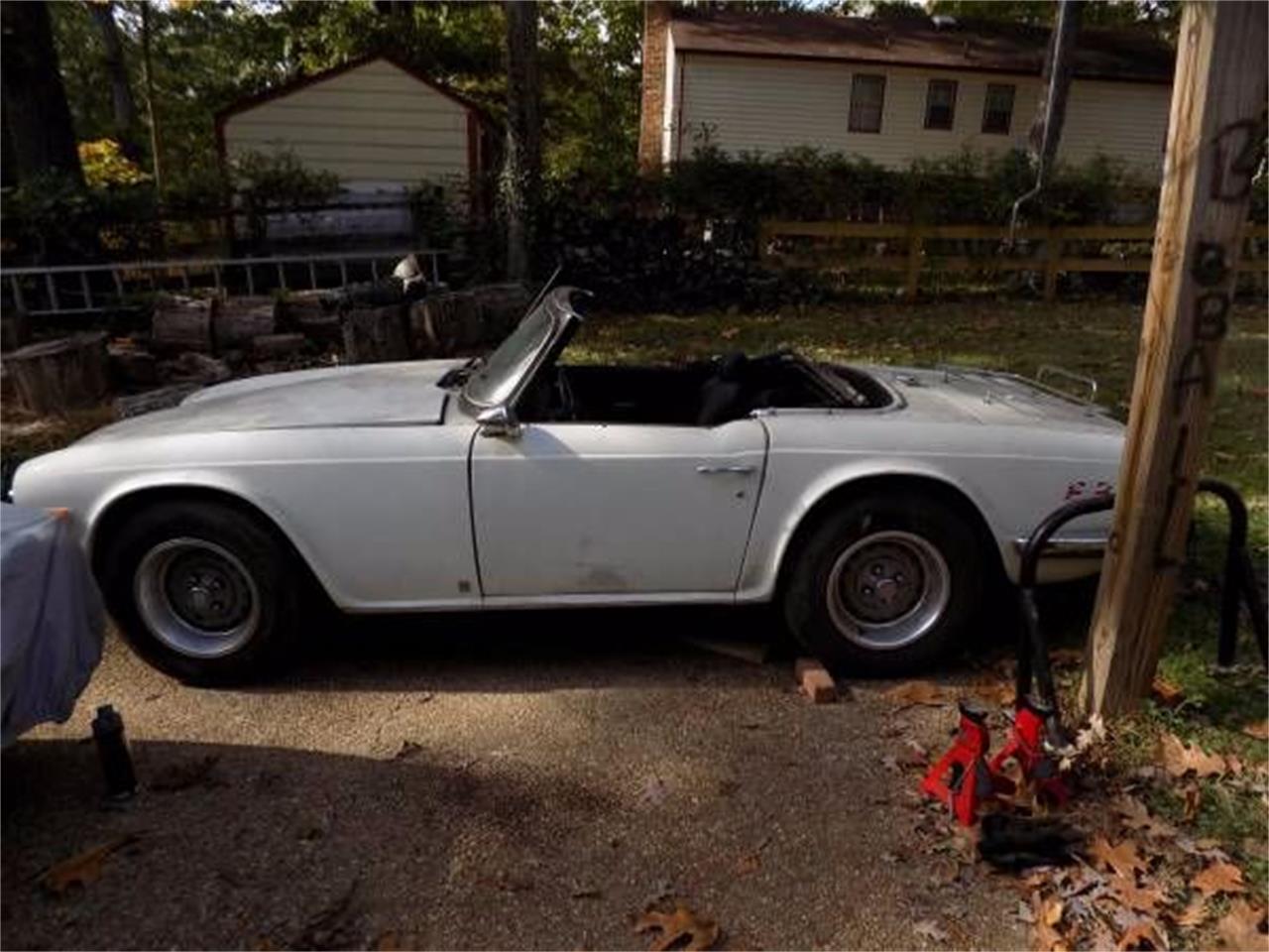 1976 Triumph TR6 (CC-1122090) for sale in Cadillac, Michigan