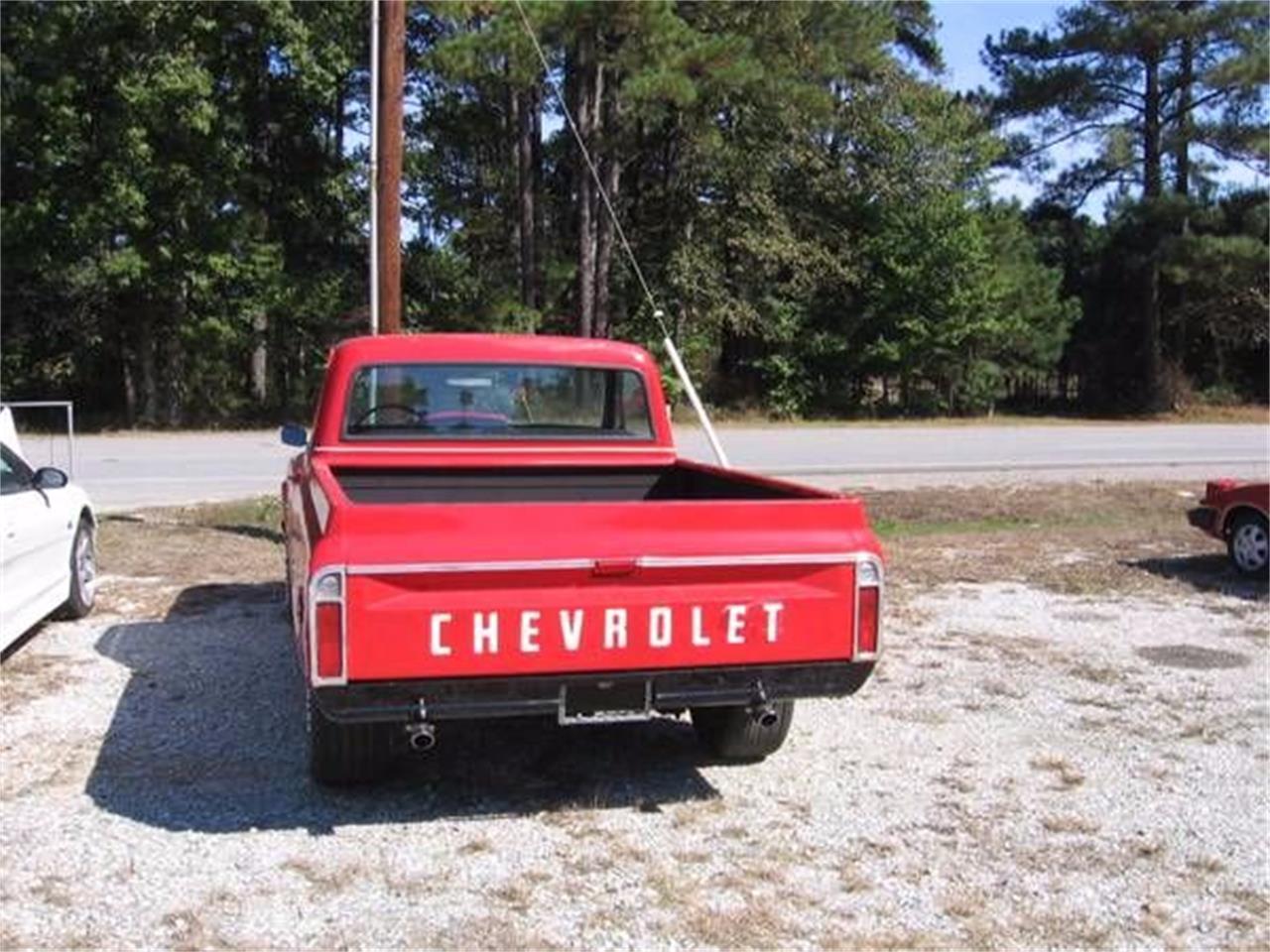1969 Chevrolet C10 (CC-1122107) for sale in Cadillac, Michigan