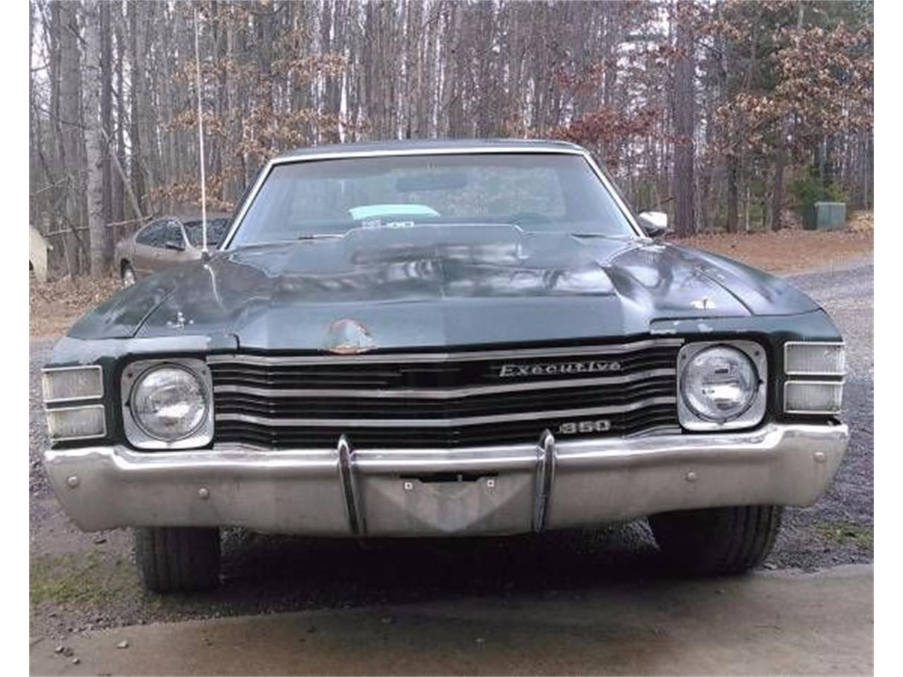 1971 GMC Sprint (CC-1122108) for sale in Cadillac, Michigan