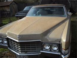 1969 Cadillac Coupe DeVille (CC-1122118) for sale in Cadillac, Michigan