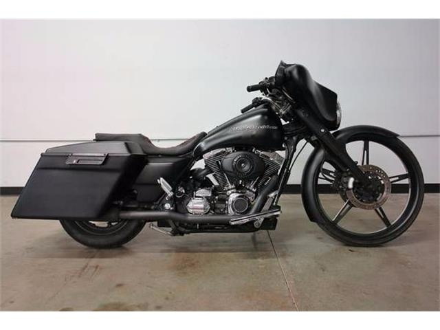 2000 Harley-Davidson Motorcycle (CC-1122121) for sale in Cadillac, Michigan