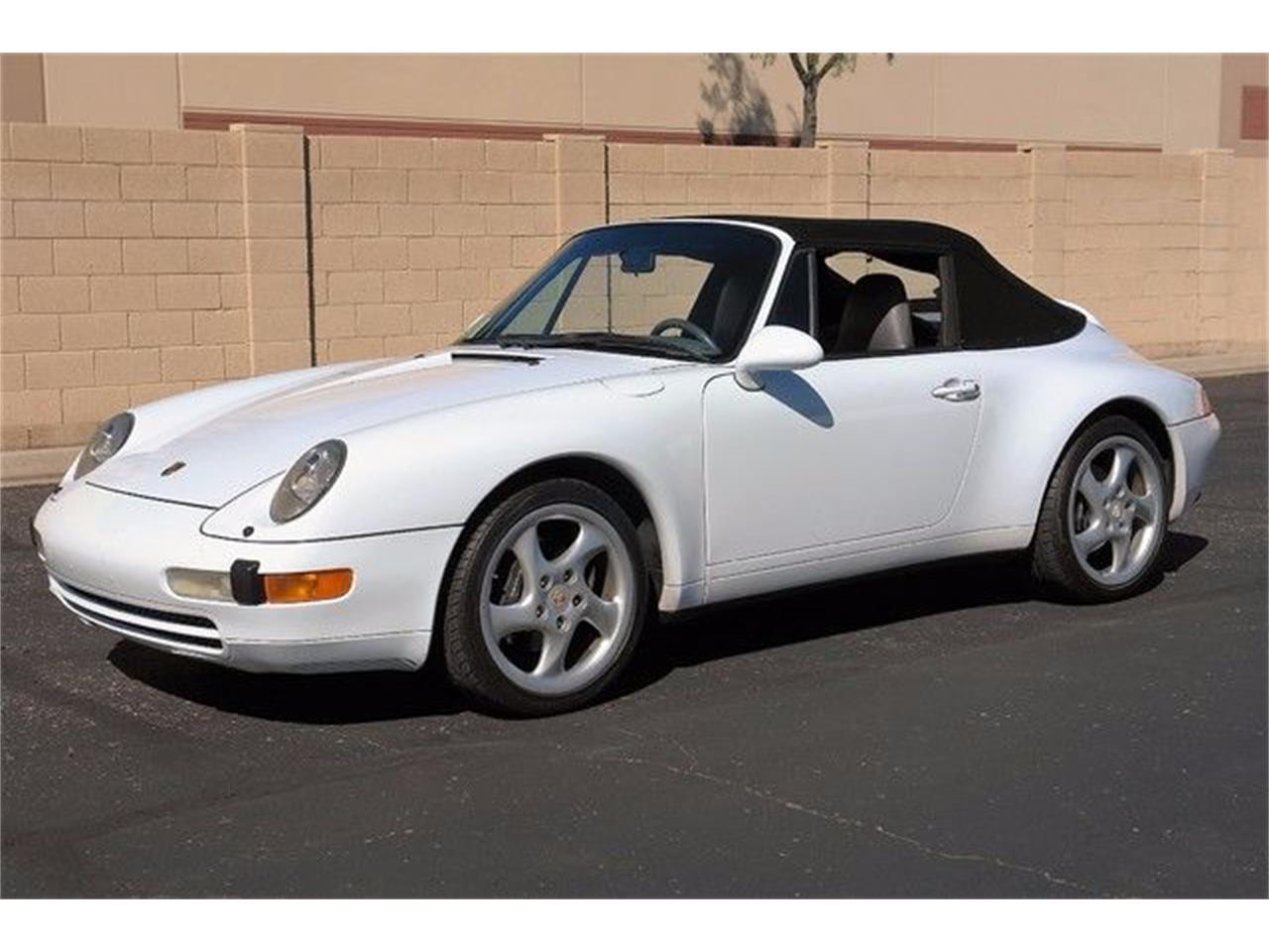 1997 Porsche 911 (CC-1122129) for sale in Cadillac, Michigan