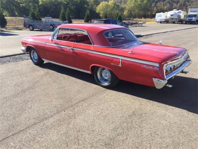 1962 Chevrolet Impala (CC-1122141) for sale in Cadillac, Michigan
