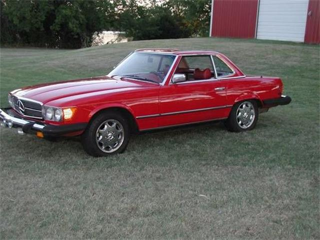 1979 Mercedes-Benz 450SL (CC-1122174) for sale in Cadillac, Michigan