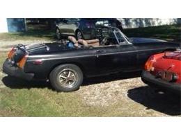 1979 MG MGB (CC-1122179) for sale in Cadillac, Michigan
