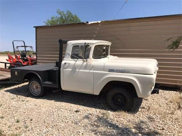 1960 Ford F1 (CC-1122190) for sale in Cadillac, Michigan