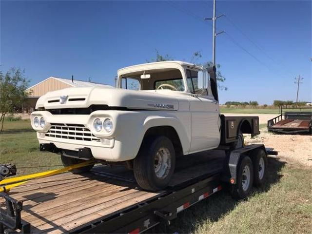 1960 Ford F1 (CC-1122190) for sale in Cadillac, Michigan