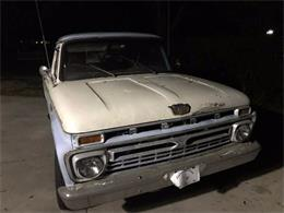 1966 Ford F100 (CC-1122196) for sale in Cadillac, Michigan