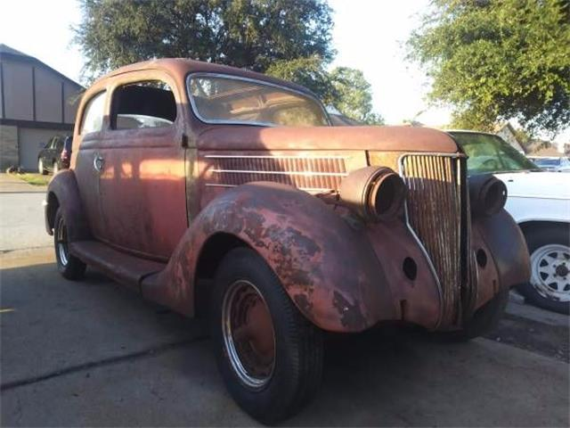1936 Ford Humpback (CC-1122228) for sale in Cadillac, Michigan