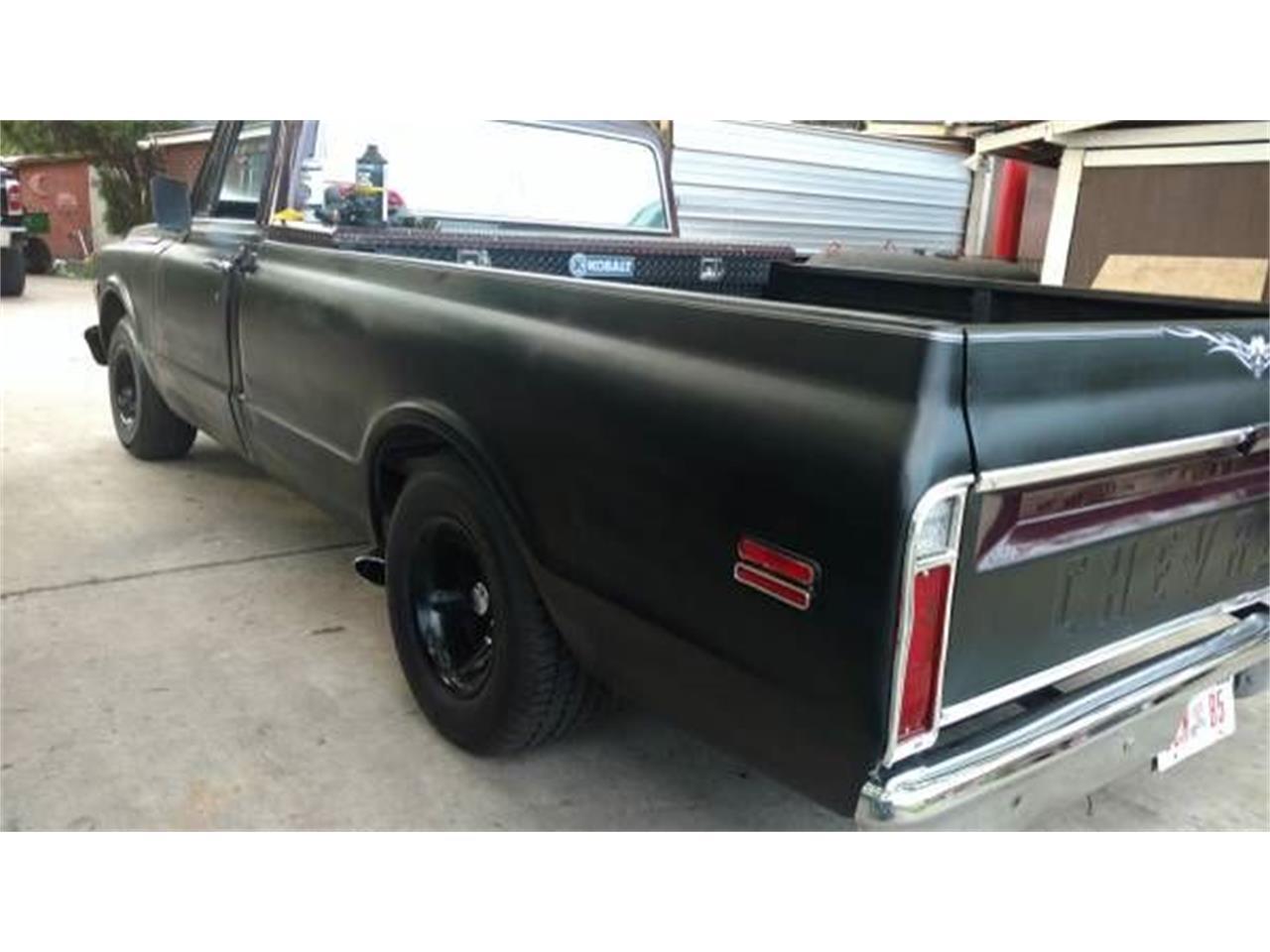 1969 Chevrolet C10 (CC-1120233) for sale in Cadillac, Michigan