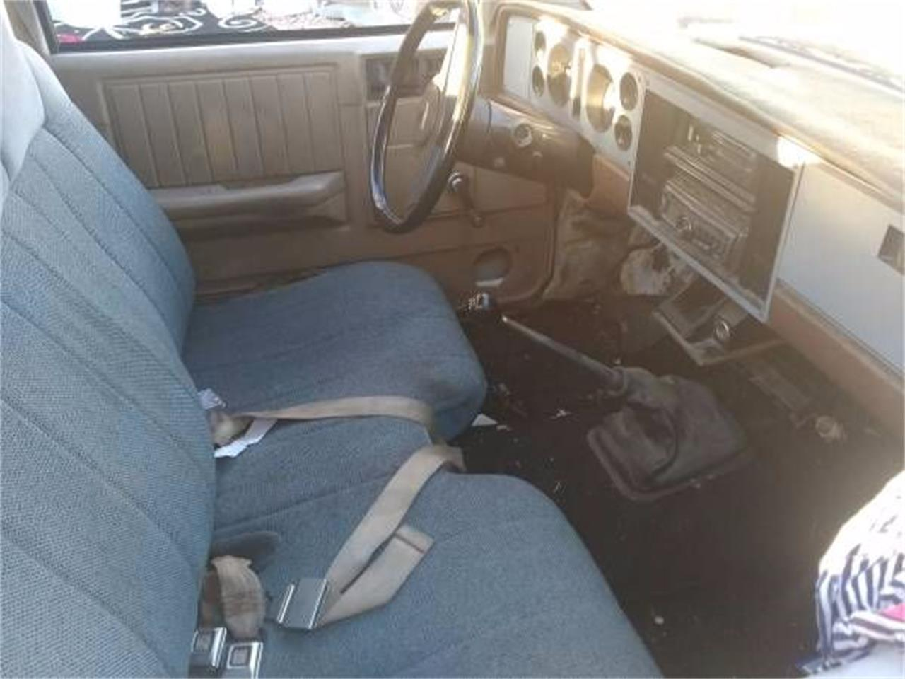1982 Chevrolet S10 (CC-1122347) for sale in Cadillac, Michigan