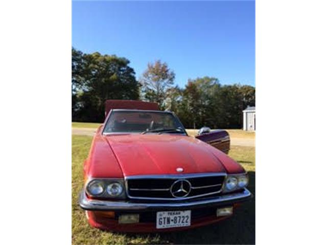 1972 Mercedes-Benz 450SL (CC-1122363) for sale in Cadillac, Michigan