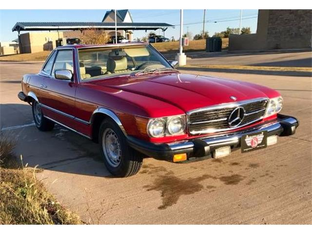 1979 Mercedes-Benz 450SL (CC-1122364) for sale in Cadillac, Michigan