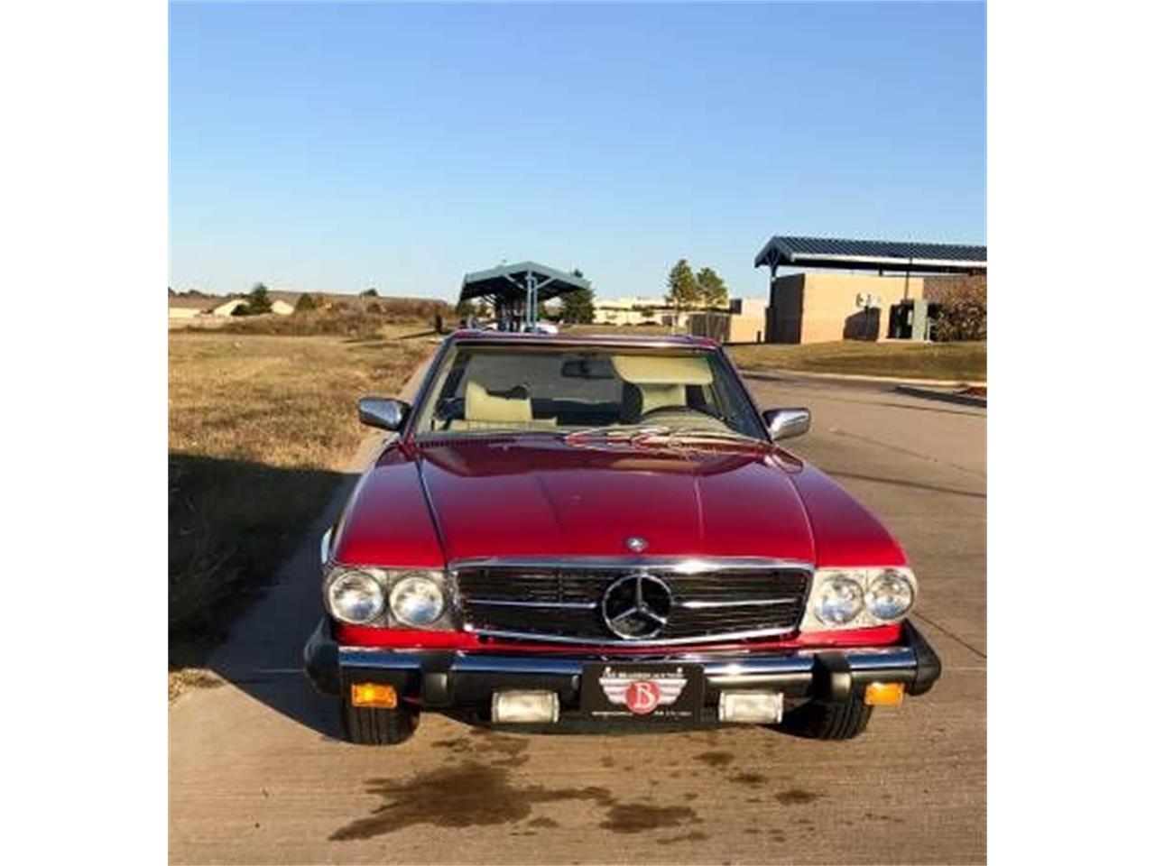 1979 Mercedes-Benz 450SL (CC-1122364) for sale in Cadillac, Michigan