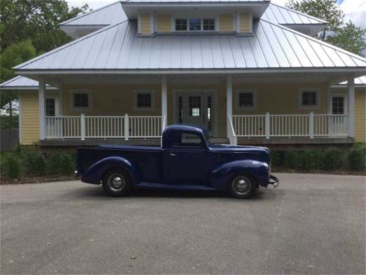 1940 Ford Pickup (CC-1120237) for sale in Cadillac, Michigan
