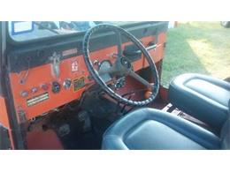 1971 Jeep CJ5 (CC-1122384) for sale in Cadillac, Michigan