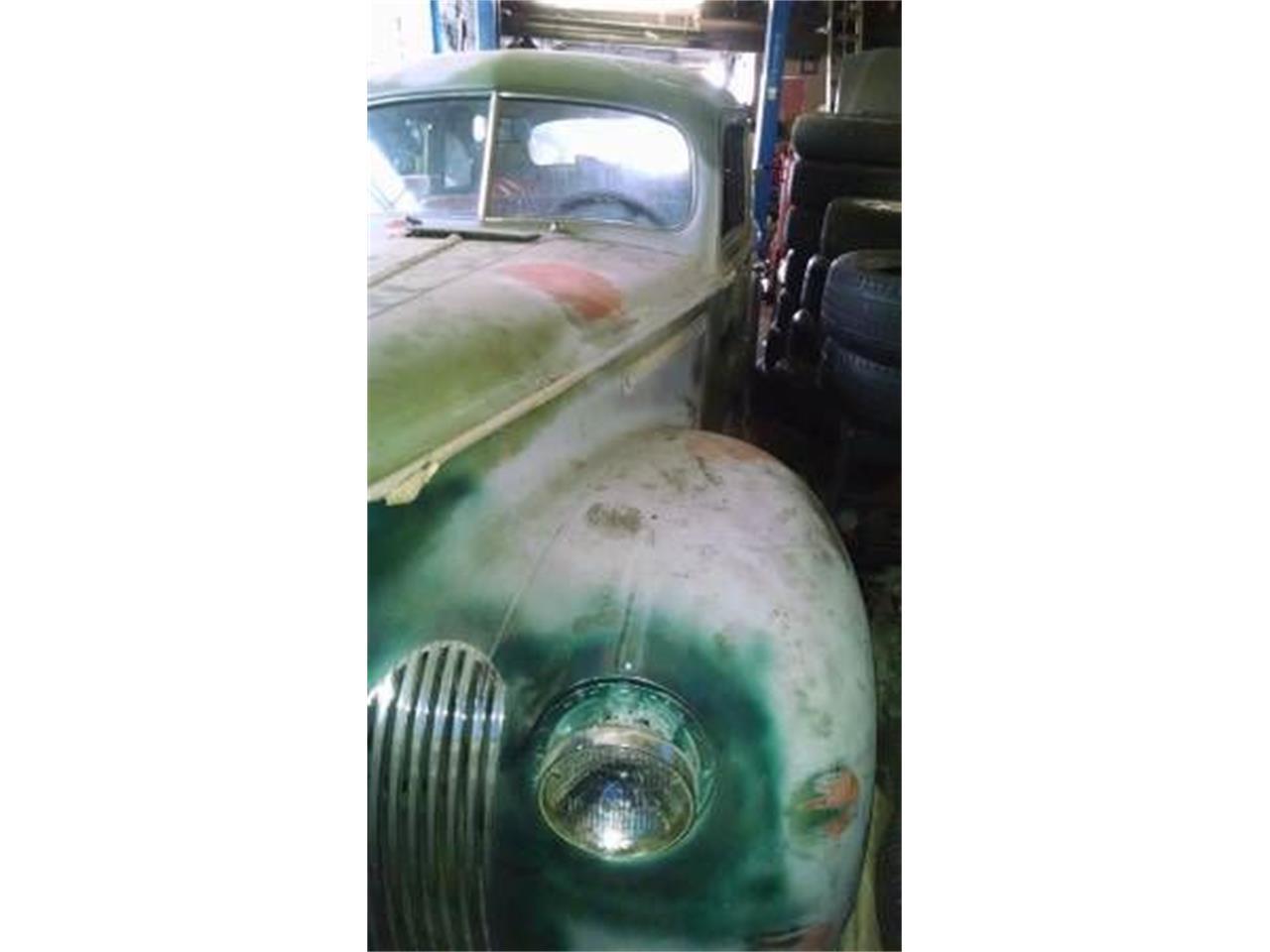1941 Packard Sedan (CC-1120240) for sale in Cadillac, Michigan