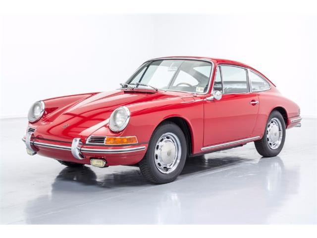 1966 Porsche 911 (CC-1122417) for sale in Cadillac, Michigan