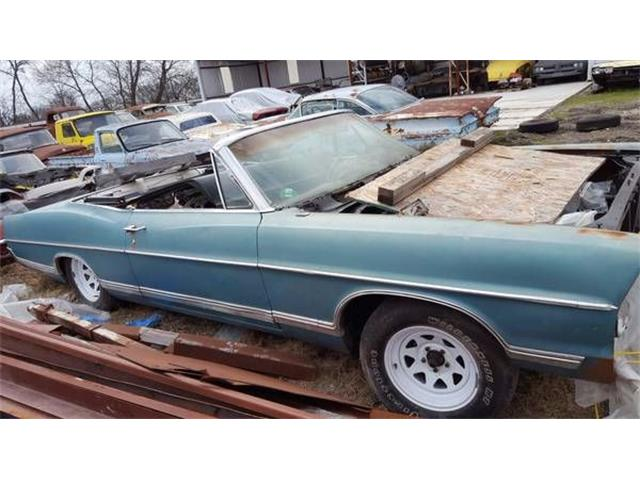 1967 Ford Galaxie (CC-1122430) for sale in Cadillac, Michigan