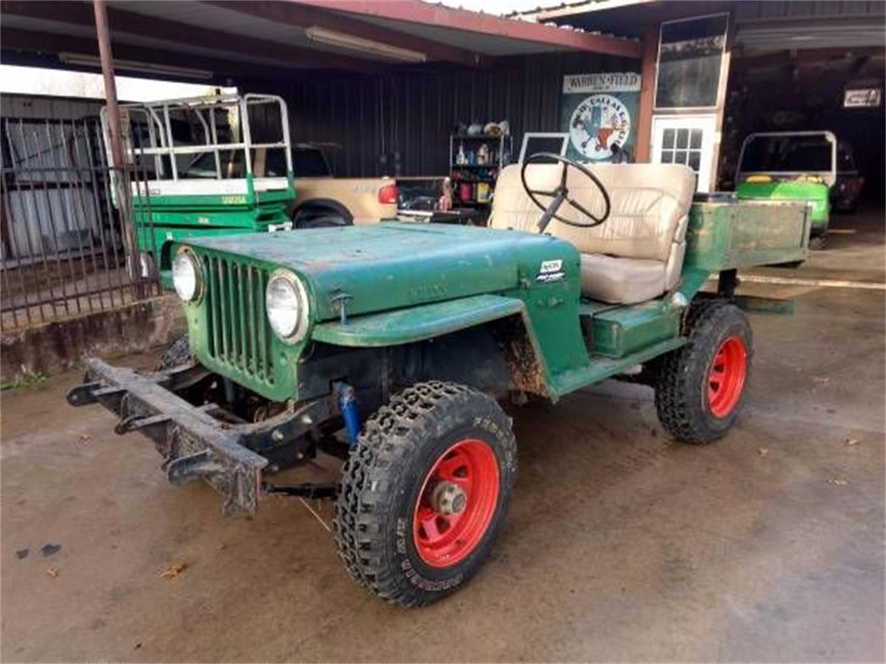 1948 Willys Jeep (CC-1122434) for sale in Cadillac, Michigan
