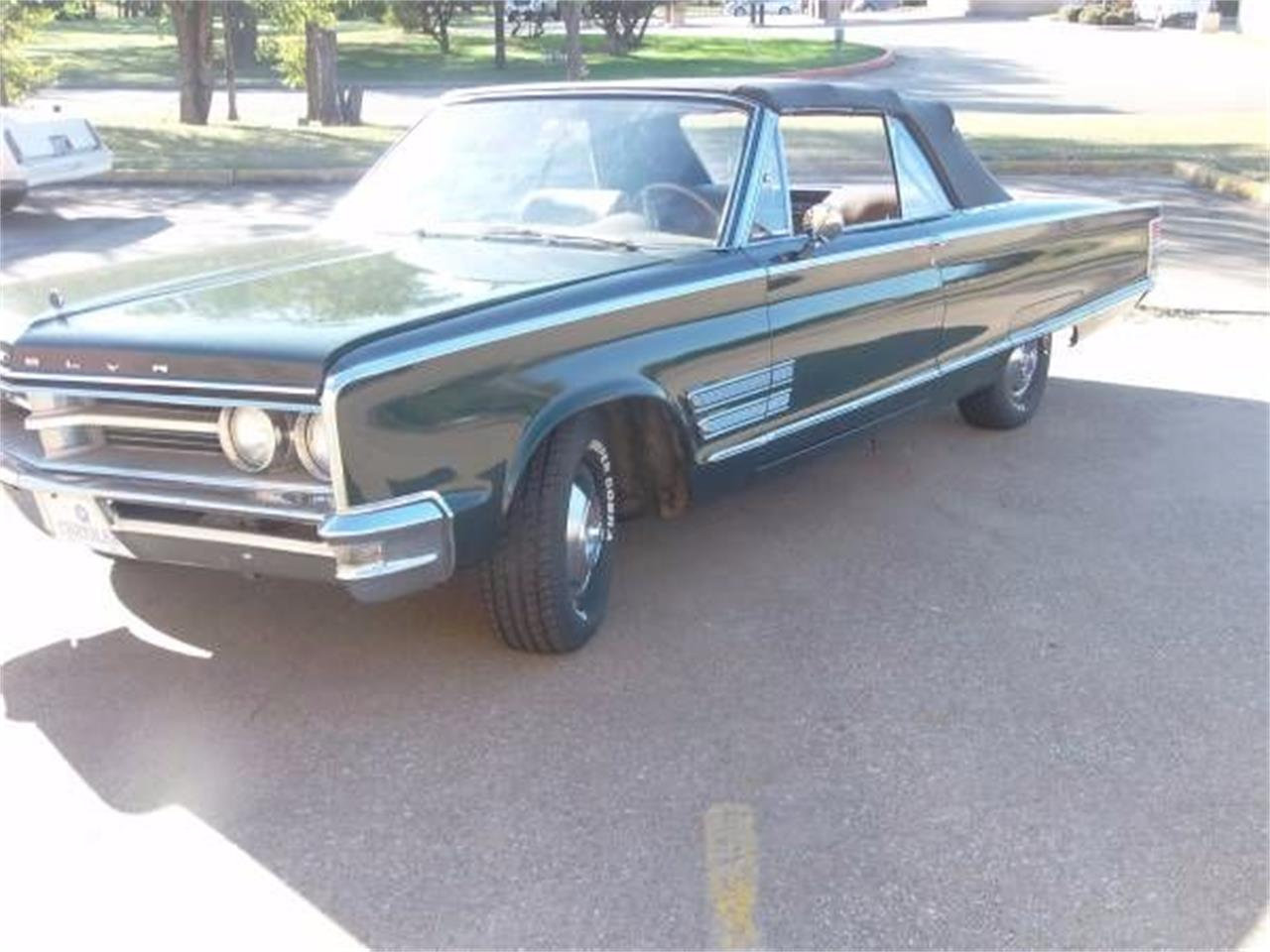 1966 Chrysler 300 (CC-1122441) for sale in Cadillac, Michigan