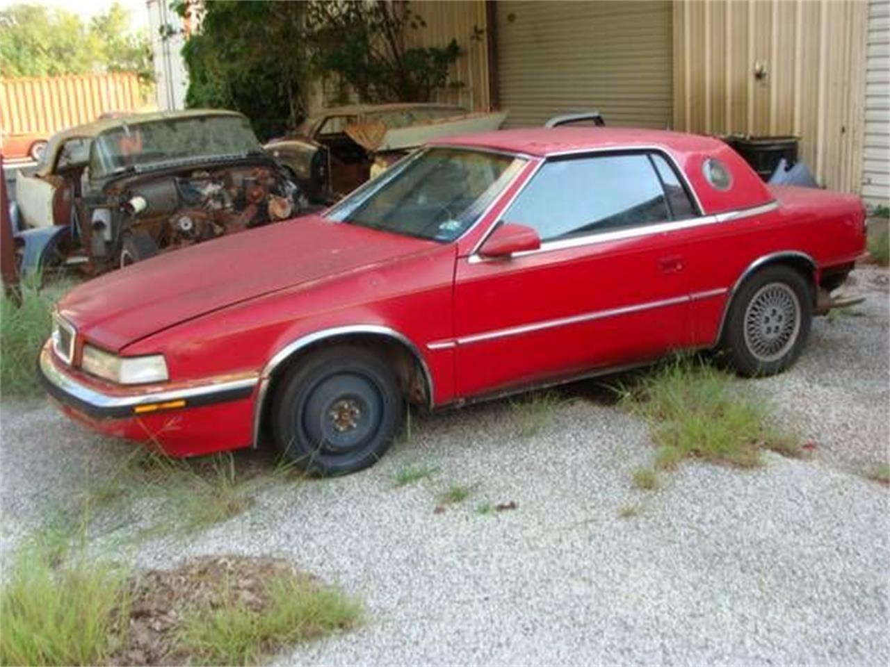 1991 Chrysler TC by Maserati (CC-1122480) for sale in Cadillac, Michigan