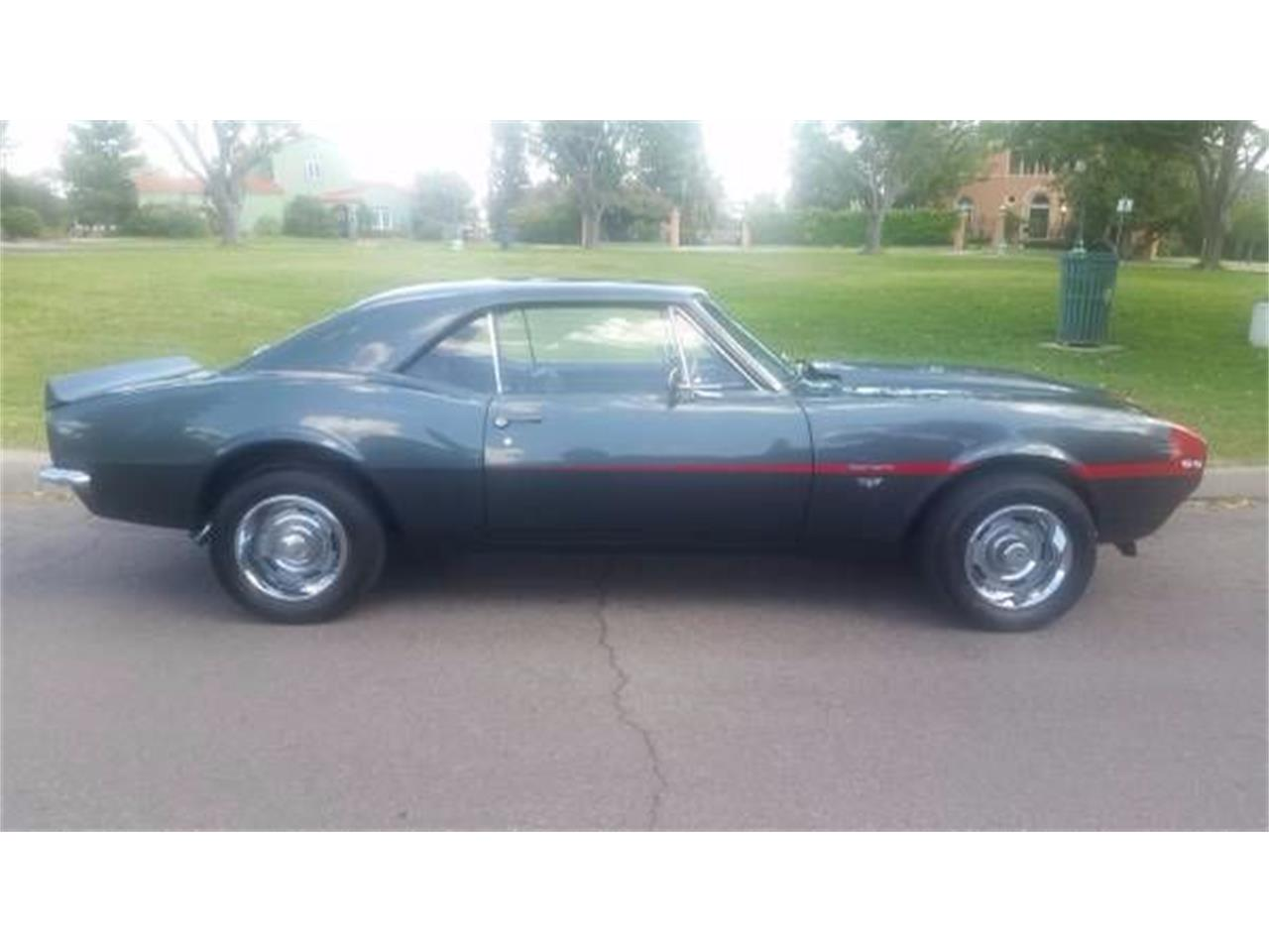 1967 Chevrolet Camaro (CC-1122484) for sale in Cadillac, Michigan