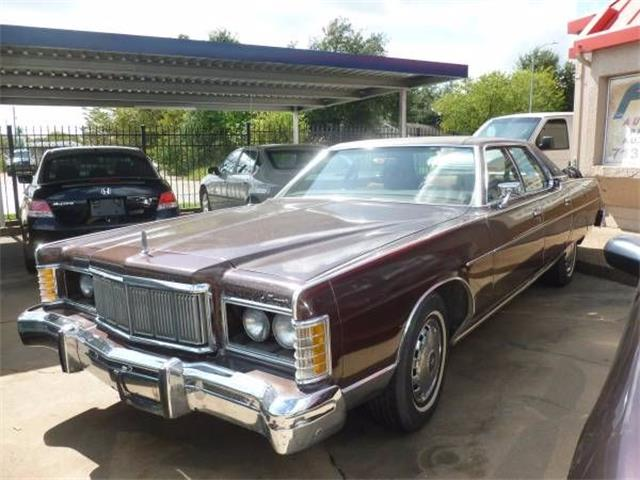 1978 Mercury Marquis (CC-1122496) for sale in Cadillac, Michigan