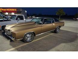 1970 Chevrolet Monte Carlo (CC-1122497) for sale in Cadillac, Michigan